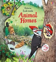 Look inside animal homes [0]