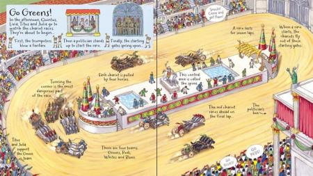 Look inside Roman town [3]