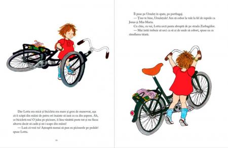 Lotta și bicicleta [2]