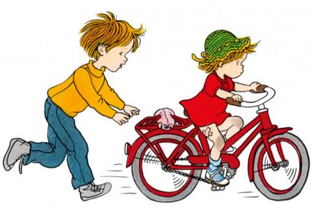 Lotta și bicicleta [4]