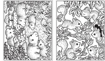 Magic painting Animals [3]