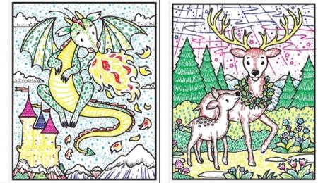 Magic painting Magical creatures [2]