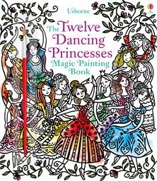 Magic painting Twelve Dancing Princesses [0]