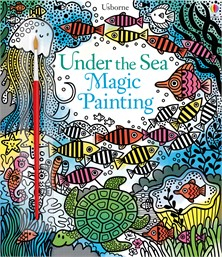 Magic painting Under the sea  [0]