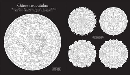 Mandalas to colour [2]