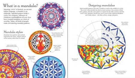 Mandalas to colour [1]