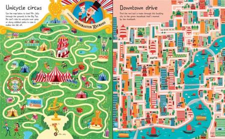 Map mazes [2]