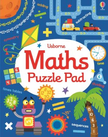 Maths puzzle pad [0]