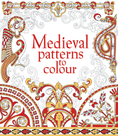 Medieval patterns to colour [0]