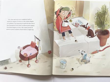 Mia și mlădița de fasole [4]