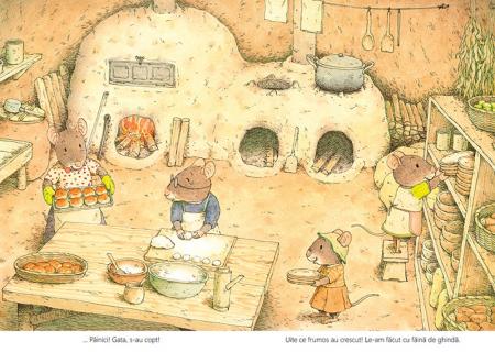 Micul dejun cu familia Șoricel [5]