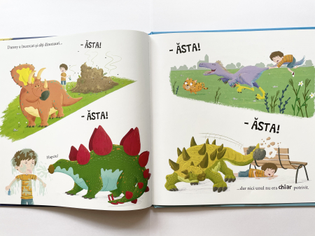 Minunatul magazin de dinozauri [5]