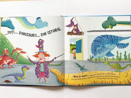 Minunatul magazin de dinozauri [1]