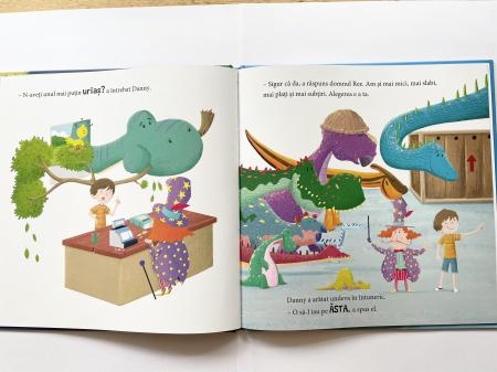 Minunatul magazin de dinozauri [3]