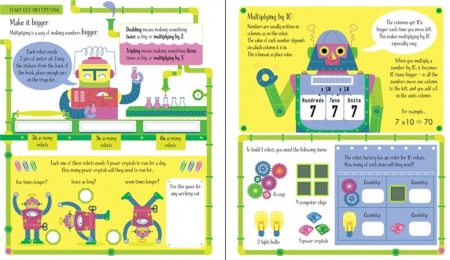Multiplying and dividing activity book [2]