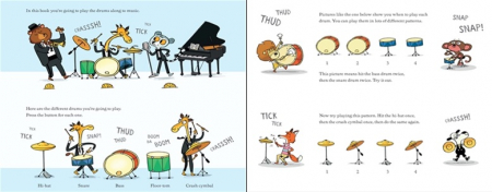 My first drumming book [1]