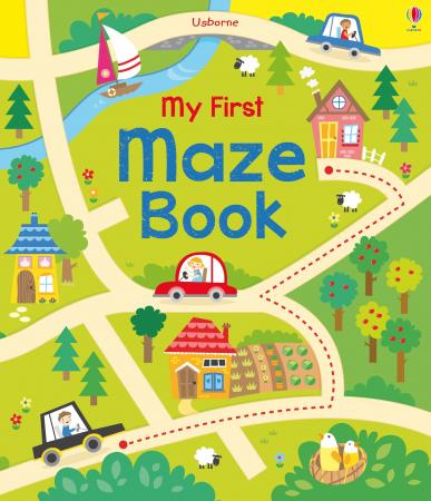 My first maze book [0]
