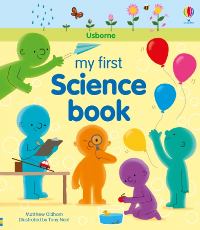 My First Science Book [0]