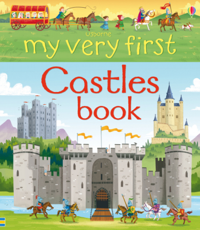 My very first castles book [4]