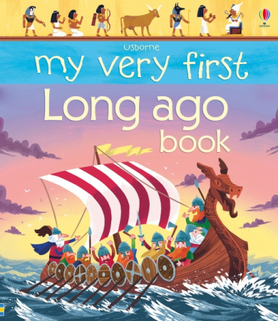 My very first long ago book [0]