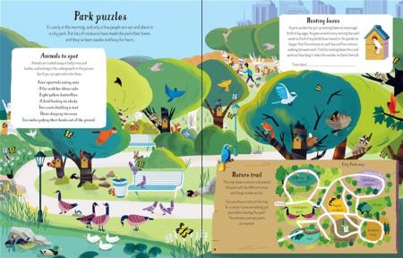 Nature activity book [1]