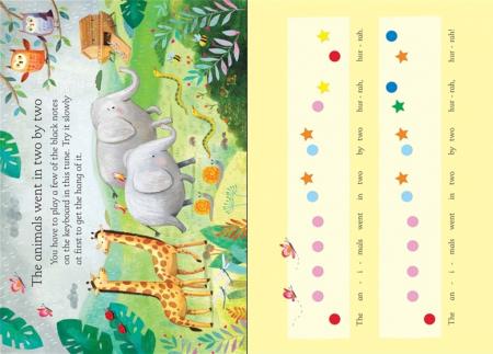 Nursery rhymes keyboard book [3]