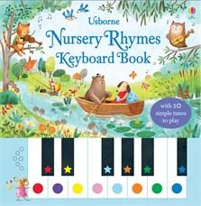 Nursery rhymes keyboard book [0]