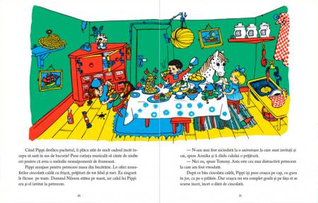 O cunoști pe Pippi Șosețica? [3]