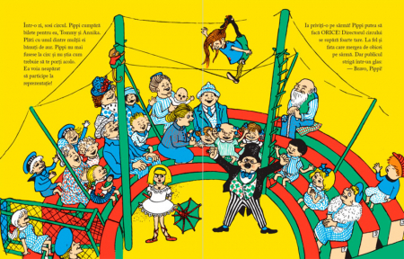 O cunoști pe Pippi Șosețica? [2]