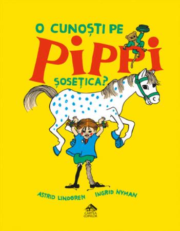 O cunoști pe Pippi Șosețica? [0]