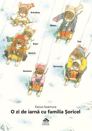 O zi de iarnă cu familia Șoricel [0]