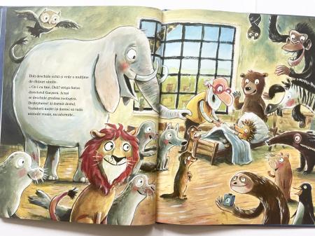 Ora de culcare la Zoo [6]