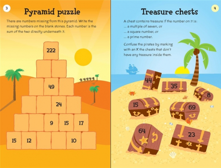 Over 80 number puzzles [2]