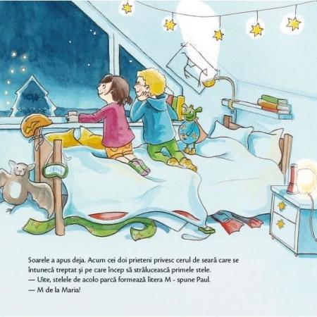Paul și Maria călătoresc în spațiu [1]