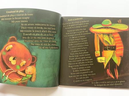 Pe dos. Poezii cu prostii pentru copii – necartonata [3]