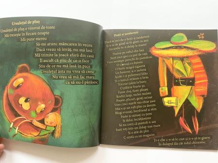 Pe dos. Poezii cu prostii pentru copii – necartonata [2]