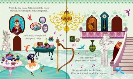 Peep inside a fairy tale: Beauty and the Beast [2]
