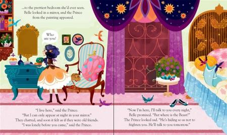 Peep inside a fairy tale: Beauty and the Beast [3]