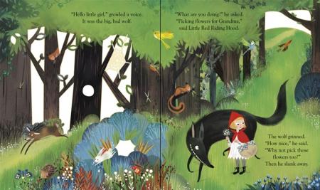 Peep inside a fairy tale: Little Red Riding Hood [2]