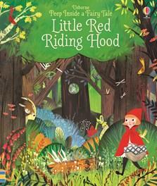 Peep inside a fairy tale: Little Red Riding Hood [0]