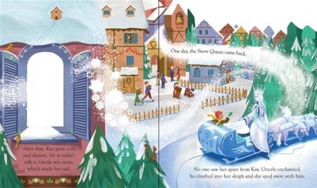 Peep inside a fairy tale Snow Queen [2]
