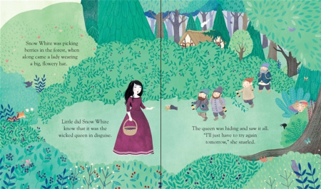 Peep inside a fairy tale: Snow White and the Seven Dwarfs [1]