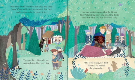Peep inside a fairy tale: Snow White and the Seven Dwarfs [3]