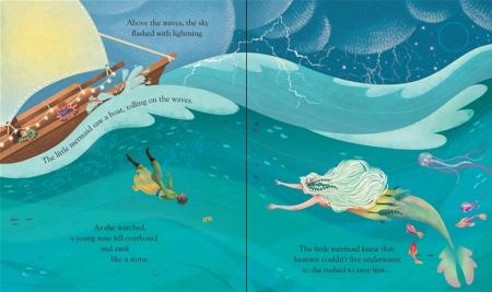 Peep inside a fairy tale: The Little Mermaid [2]