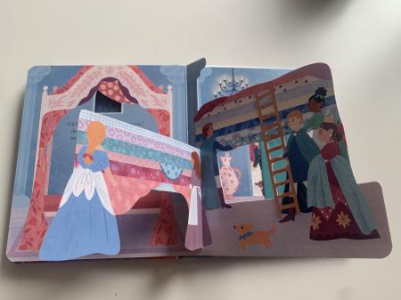Peep inside a fairy tale: The Princess and the Pea [4]