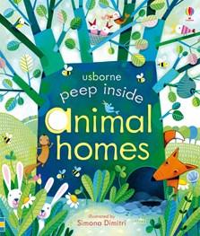Peep inside animal homes [0]