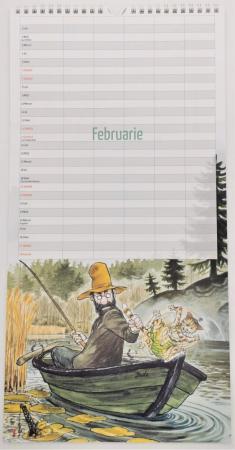 Pettson și Findus. Calendarul Familiei 2021 [2]