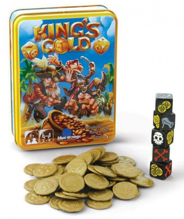 King's gold [3]