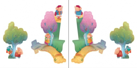 Pop-up three little pigs [2]