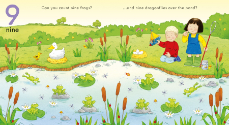 Poppy and Sam's Counting Book [5]